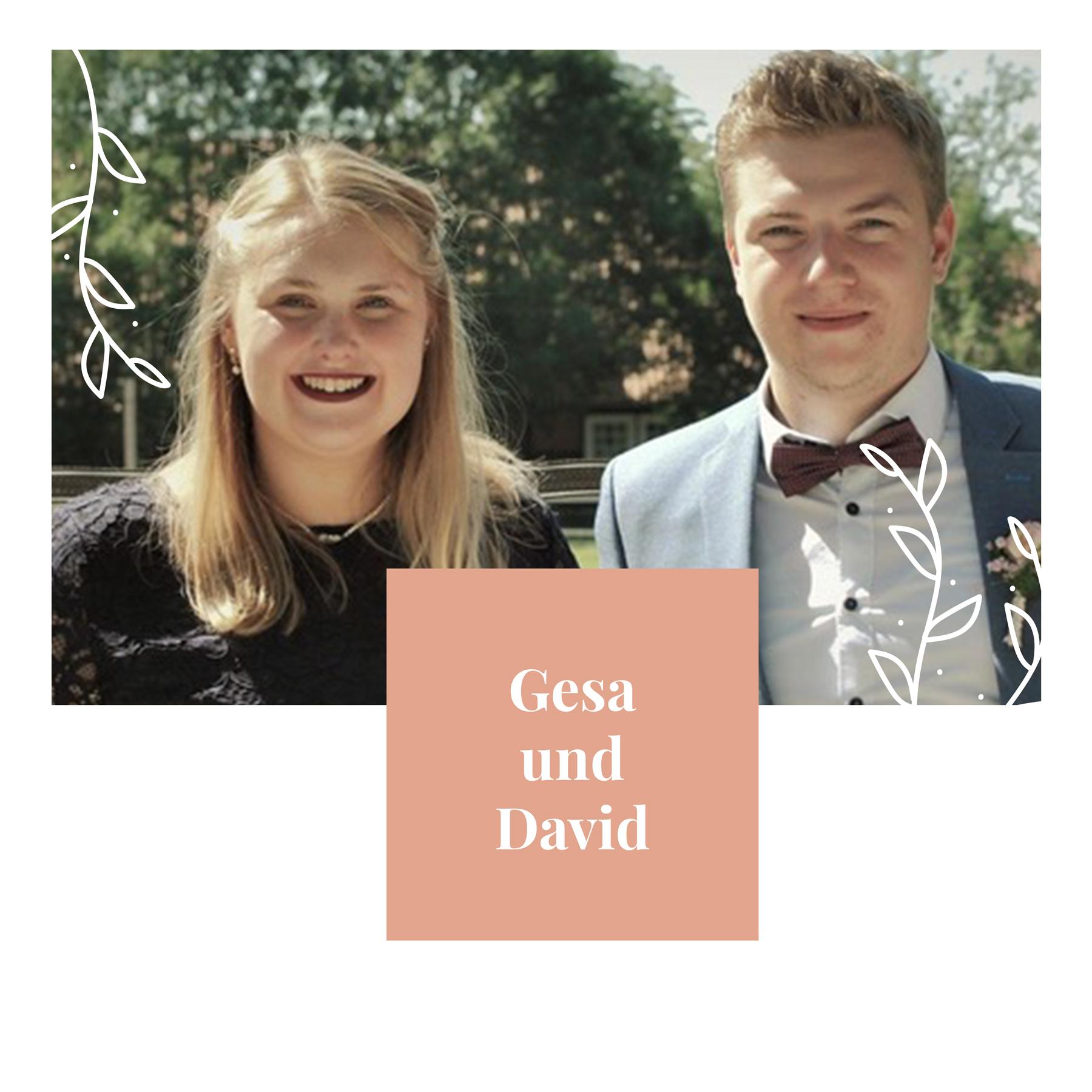 GESA & DAVID