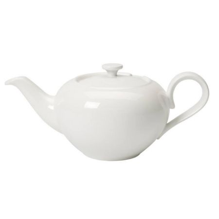 VILLEROY & BOCH Teekanne - Royal weiß - 1 Person